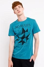 MF No Rules férfi póló