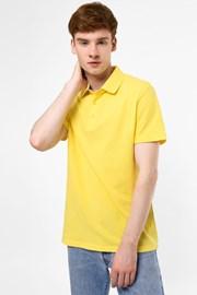 MF Sun férfi galléros póló