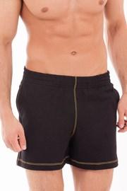 MF Black férfi sport rövidnadrág