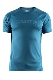 CRAFT Run Prime funkcionális férfi póló petrol