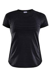 CRAFT Run Breakaway TwoD póló, fekete
