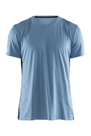 CRAFT Essential férfi póló, kék