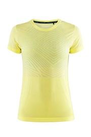 CRAFT Cool Comfort SS női póló, sárga
