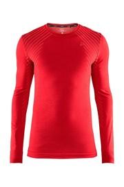 CRAFT Fuseknit Comfort Red férfi póló