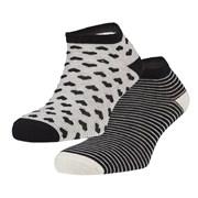 Ibby zokni, 2 pár 1 csomagban