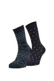 Olivia zokni, 2 pár 1 csomagban