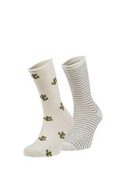 Mercia zokni, 2 pár 1 csomagban