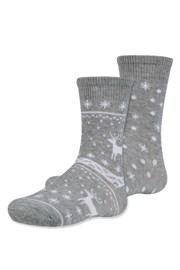 Invierno gyerek zokni, 2 pár 1 csomagban