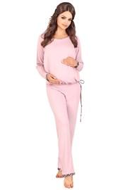 Agatha kismama szoptatós pizsama