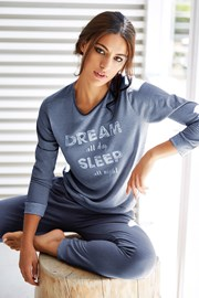Lungo Dynamic női pizsama