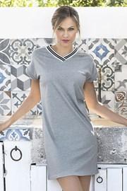 Corfu nyári női ruha, szürke