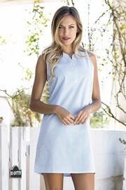 Bernetta nyári ruha, kék