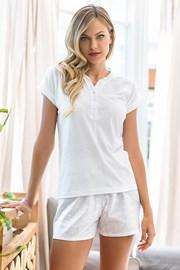 Itaca női pizsama, rövid