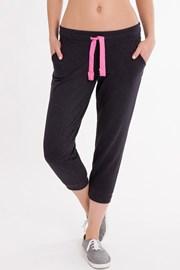 MF Dark Grey 3/4-es női szabadidő nadrág