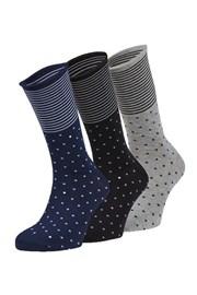 Marco zokni, 3 pár 1 csomagban
