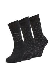 Dino meleg zokni, 3 pár 1 csomagban
