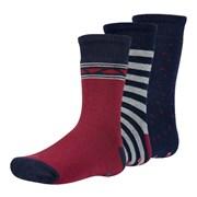 Reant meleg gyerek zokni, 3 pár 1 csomagban