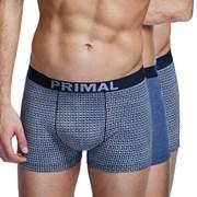 PRIMAL B191 férfi boxeralsó, 3 db 1 csomagban