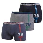 EB4046 fiú boxeralsó 3 db 1 csomagban