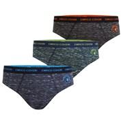 Enrico Coveri 4057 Color fiú fecske fazonú alsónadrág 3-as csomagolás