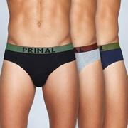 PRIMAL S155 férfi alsó, 3 db 1 csomagban