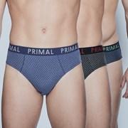 PRIMAL S189 férfi alsó, 3 db 1 csomagban