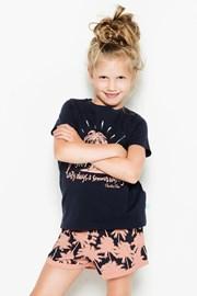 Palm Trees lányka pizsama