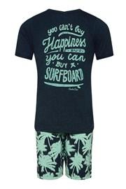 Surfboard fiú pizsama