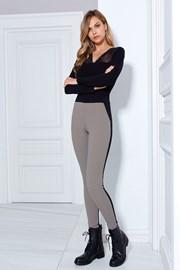 Renne női leggings, barna