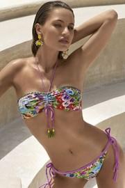 Abella luxus női fürdőruha felső része merevítő nélkül