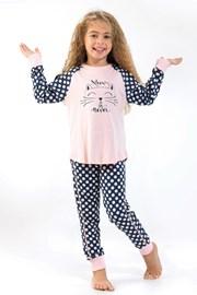 Blackspade Meow lányka pizsama