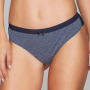Lace Blue brazil szabású női alsó