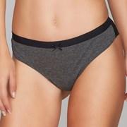 Lace Grey brazil szabású női alsó