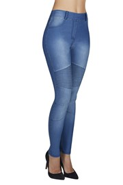 Estrella női leggings, Push-Up hatással
