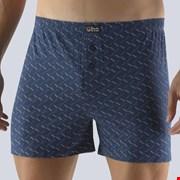 GINO férfi alsónadrág sötétkék 128