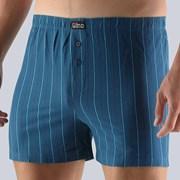 GINO petrolszínű férfi alsónadrág