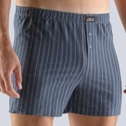 GINO férfi alsónadrág sötétkék