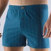 GINO petrolszín 131 férfi alsónadrág