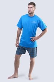 Blacksword kék férfi pizsama
