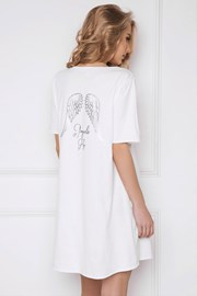 Angel női hálóing, fehér