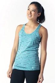 SMARTWOOL Merino női sport trikó türkizkék