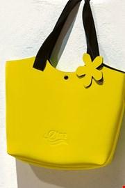Lady Etna strandtáska, sárga