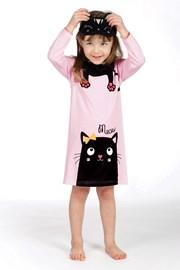 Lina Pink Kitty lányka pizsama
