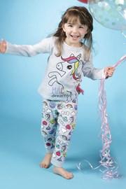 Lina Pink Pony lányka pizsama