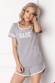 Babe női pizsama, rövid