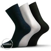 Badon Mix bambusz zokni, alkalmi, 3 pack