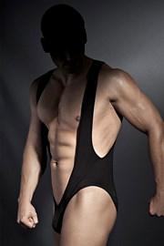Bryan férfi erotikus body