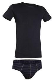 PRIMAL 160S férfi szett - póló és férfi alsó