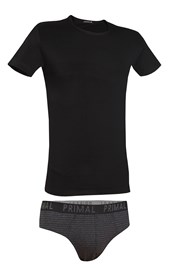 Primal 160SN férfi szett - póló és férfi alsó