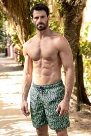 SHORTS Co. Cavalo Marinho REG férfi fürdőnadrág, kétoldalas